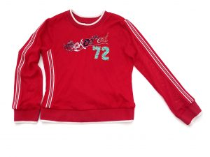 Chandail Ecko Red   6 ans