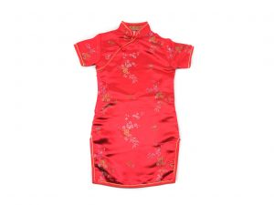 Robe chinoise | 2 ans